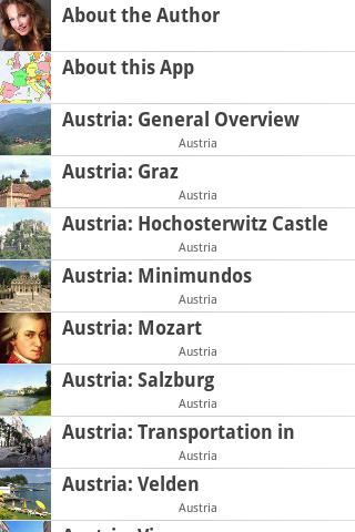 Europe Travel Videos - screenshot