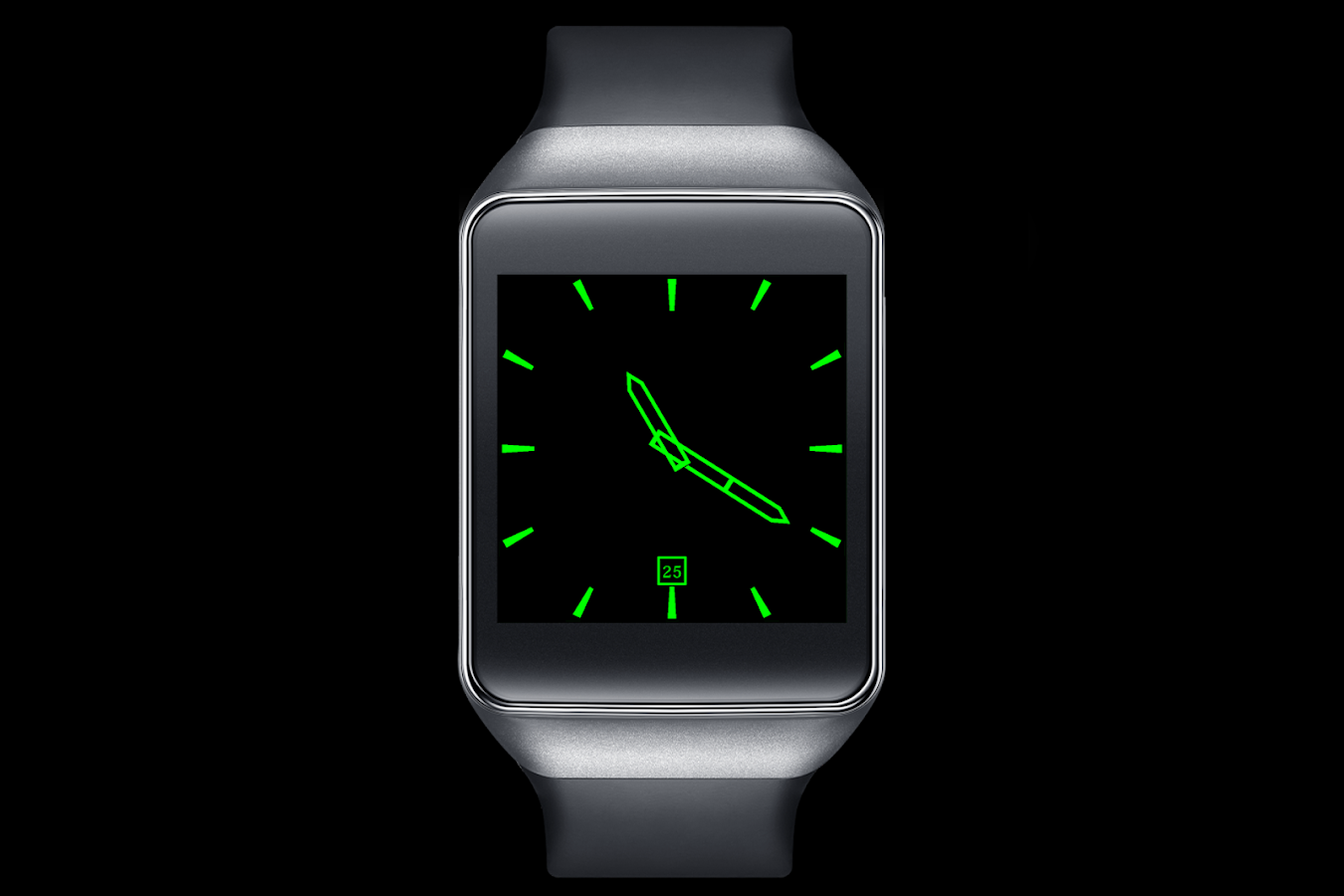 A34 WatchFace for Android Wear- screenshot