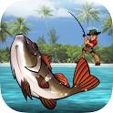 Fishing Paradise 3D Free+ icon