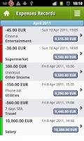 Screenshot of TrackerSavvy Free ★