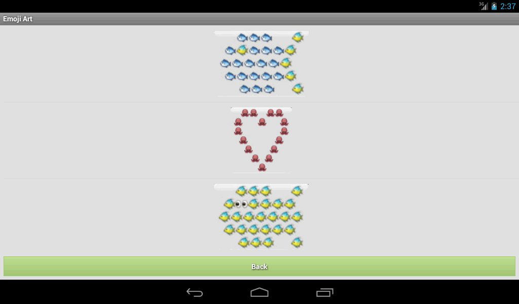 Emoji Art Images of emoticon - Android Apps on Google Play