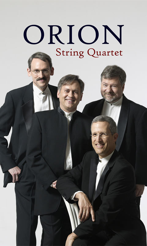 Orion String Quartet- screenshot