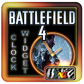Battlefield 4 ClockWidget