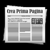 Crea Prima Pagina