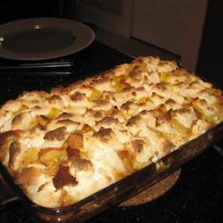Kathy's French Toast Bake.