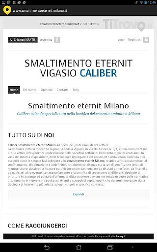 Smaltimento Eternit Milano