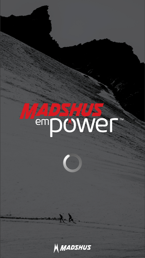 Madshus empower- screenshot