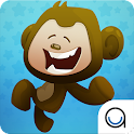 Monkeys Jumping On Bed Reader icon