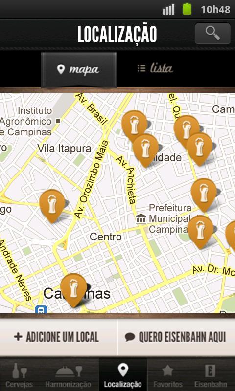 Guia Eisenbahn- screenshot