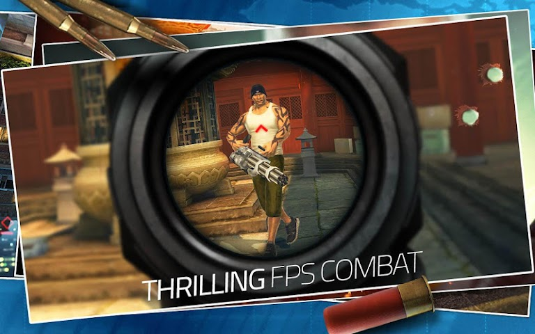 android CONTRACT KILLER: SNIPER Screenshot 14