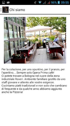 Opera Prima Cafe