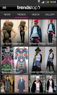 Trendstop Fashion TrendTracker- screenshot thumbnail