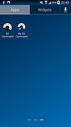 Air Command Shortcut Pro