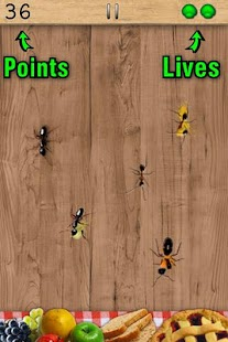 Ant Smasher, Best Free Game- screenshot thumbnail