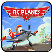 RC Planes Fire to the Rescue