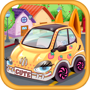 Free Apk android  装饰可爱小汽车 1.0.1  free updated on