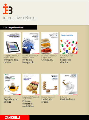 interactive eBook