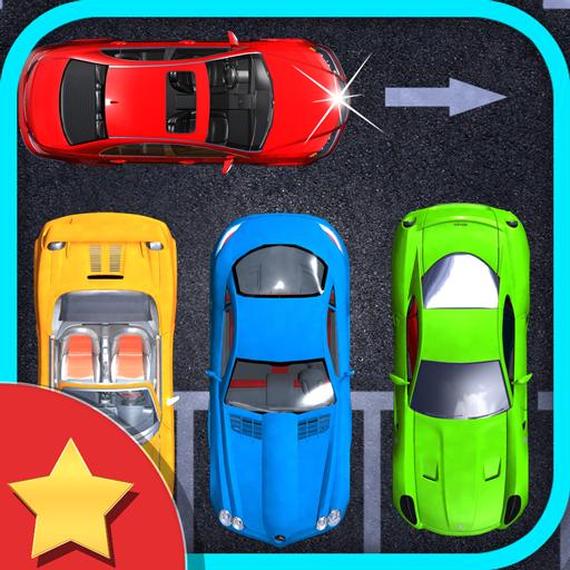 Unblock Car Parking Deluxe Icon