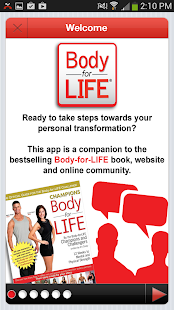 Body-for-LIFE - screenshot thumbnail