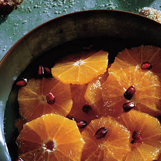Clementines in Ginger Syrup.