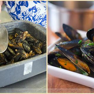 Mussels Marinières