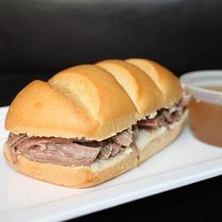 Drip Beef Sandwiches