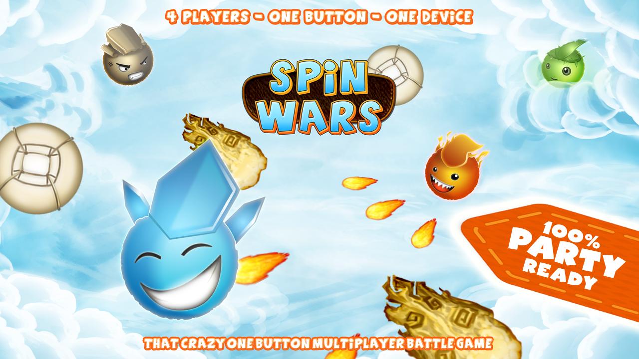 SPiN WARS - screenshot