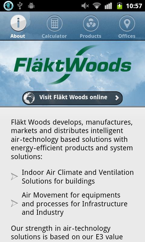 Woods Air Movement Fan