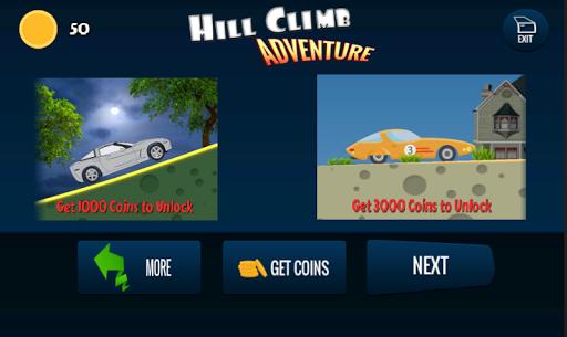 Hill Climb Adventure