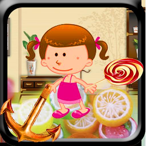 Baby Candy Shoot LOGO-APP點子