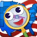 Geoseeker USA: Geography Games icon