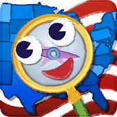 Geoseeker USA: Geography Games