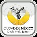 Info DF Distrito Federal GCDMX icon