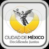 Info DF Distrito Federal GCDMX