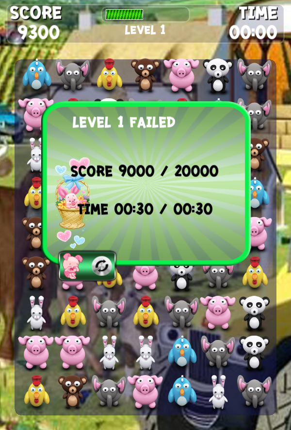 Farm Crush Mania - screenshot