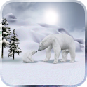 Arctic Home Live Wallpaper icon