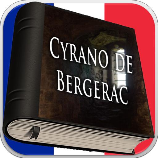 Cyrano de Bergerac 書籍 App LOGO-APP試玩