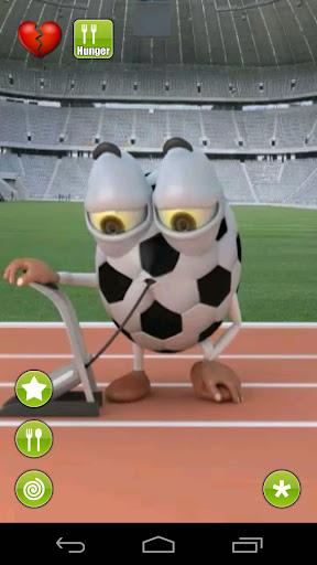 玩免費休閒APP|下載話をサッカーボール無料 app不用錢|硬是要APP