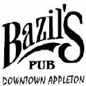 Bazils Menu Appleton Wi. logo