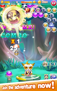0 Bubble Cat 2 App screenshot