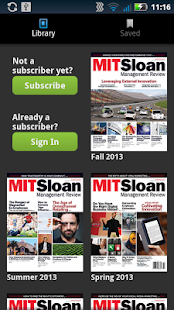 MIT Sloan Management Review - screenshot thumbnail