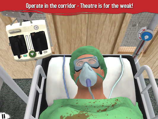 Surgeon Simulator - screenshot