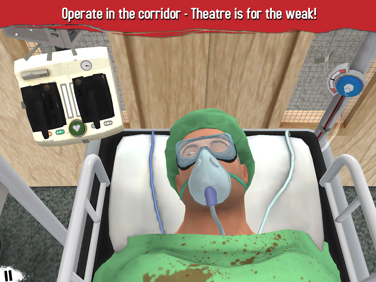 Surgeon Simulator- screenshot
