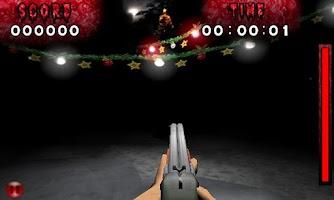 Screenshot of Ambush Zombie Christmas Free