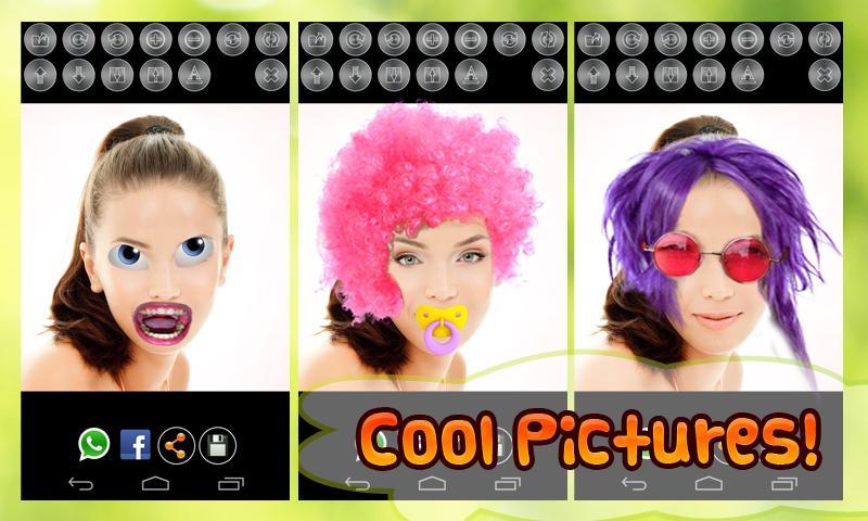 Fun Face Changer: Pro Effects- screenshot