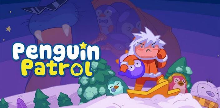 Penguin Patrol v1.2 - Giải cứu chim cánh cụt (game Android)