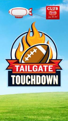 Tailgate Touchdown