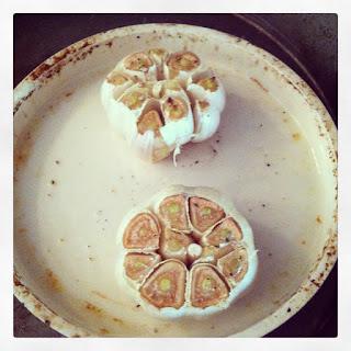 Roasted Garlic Goodness