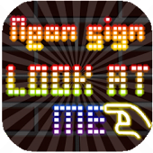 Download Club NeonSign LookAtMe APK for Laptop