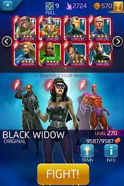 Marvel Puzzle Quest Screenshot 27